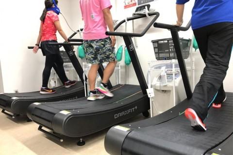〔7/18〕低酸素トレーニングで走力アップ* 30分ウォークやゆっくりランでも効果的