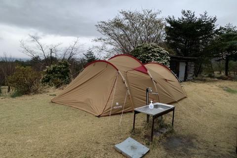南小国町キャンプ3days