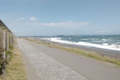Saturday Morning Run(大磯~江ノ島ロード&トレイルラン+スパ)
