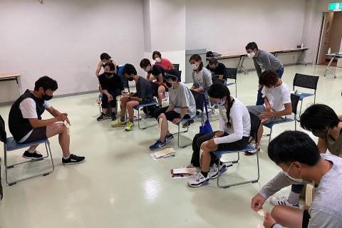 ランナー、トレイルランナー向けテーピング講習会 Part.2