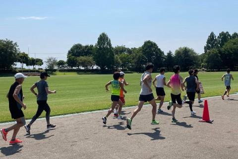 アクトリー杯壬生町総合公園マラソン(42.195k)