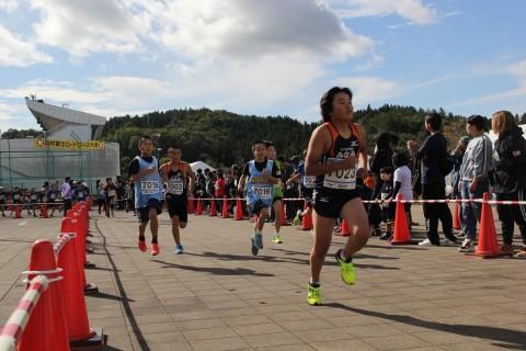 第40回田村富士ロードレース大会(福島県在住者限定)
