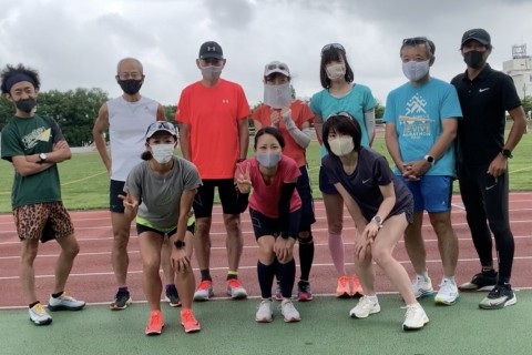 ランニングレッスン 基礎トレーニング 【シカゴマラソン入賞ランナー直伝】