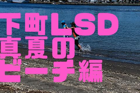 下町LSD~真夏のビーチ編~