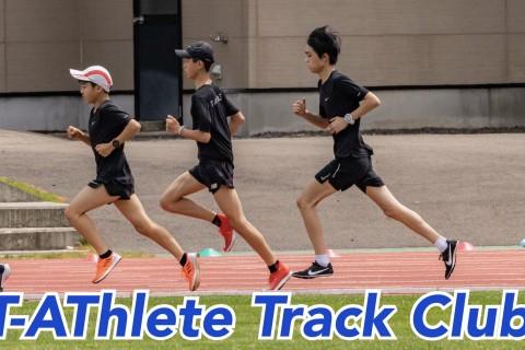 Jr. Running Academy  T-Athlete Track Club