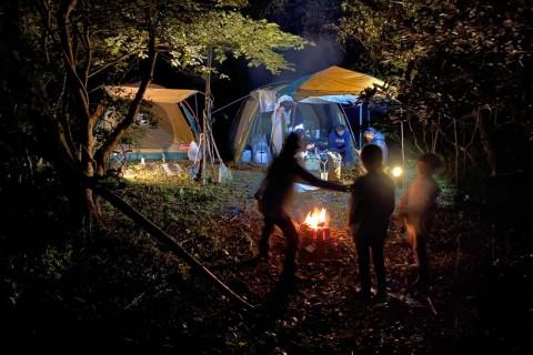 [キャンプ・静岡]南伊豆3days 野営キャンプツアー ハイキング&シュノーケリング