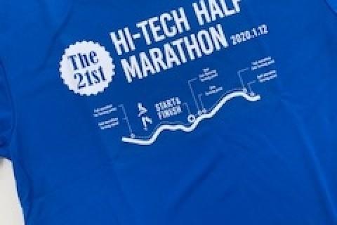 秋には丁度良い長袖シャツの10kmオンラインマラソンっ!!