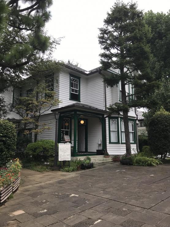 旧マッケーレブ邸