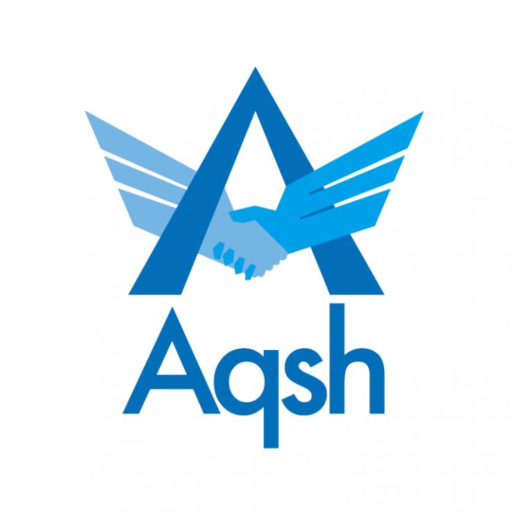 Aqsh ロゴ