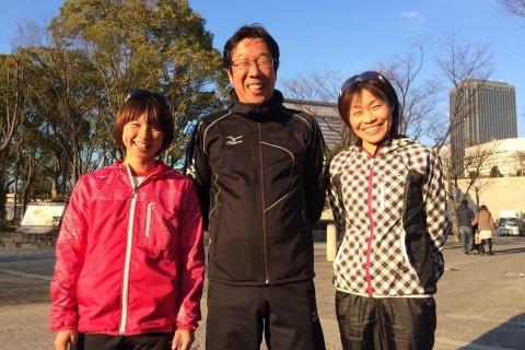 日本一監督から学ぶランニングフォームクリニック