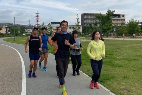 スロージョギング体験会(大阪市福島区)