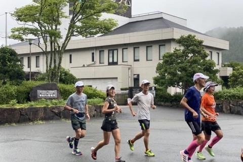 【9月26日】布目・周回10kmコース30キロ練習会