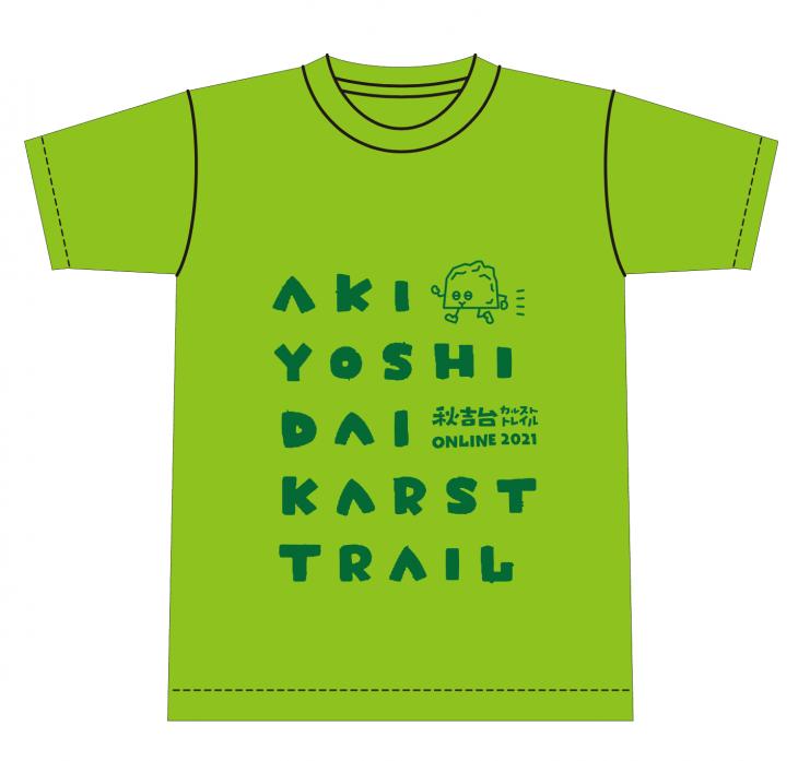 オリジナルTシャツ(参加賞)