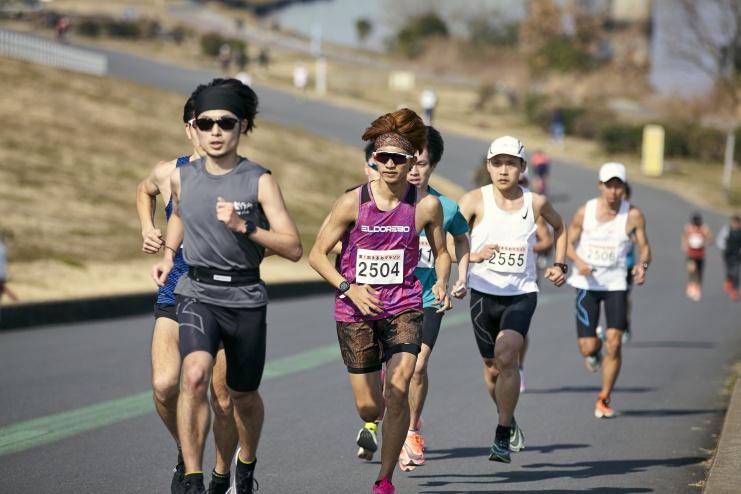第1回まるおマラソン