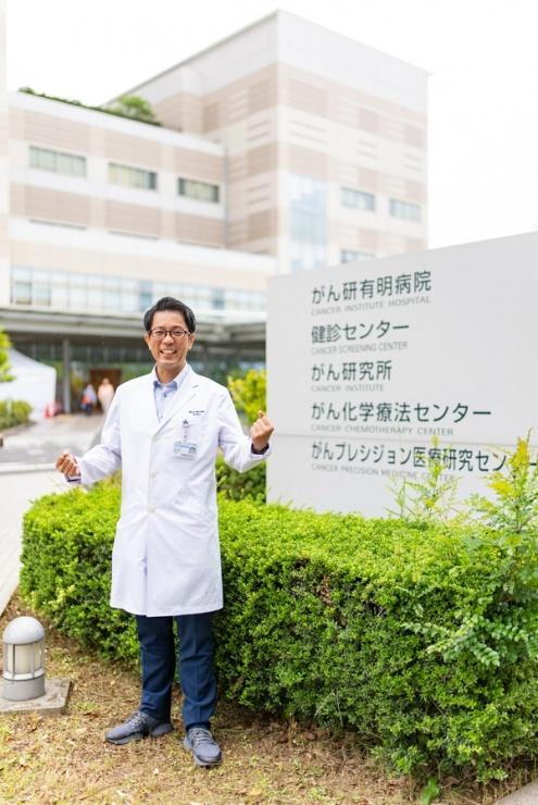 【オンコランナーズの挑戦】「がんを治療する医師の役割は患者さんの『伴走』です」