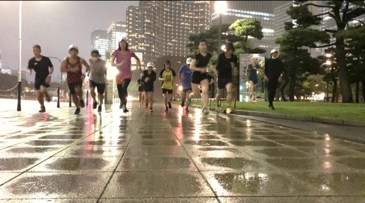 ランニング教室 RunWaveRCメンバー大募集!シカゴマラソン入賞ナンラー直伝!