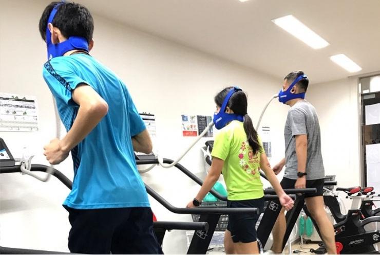 〔10/23〕低酸素(高地)トレーニングで走力アップ* 30分ウォークやゆっくりランでも効果的