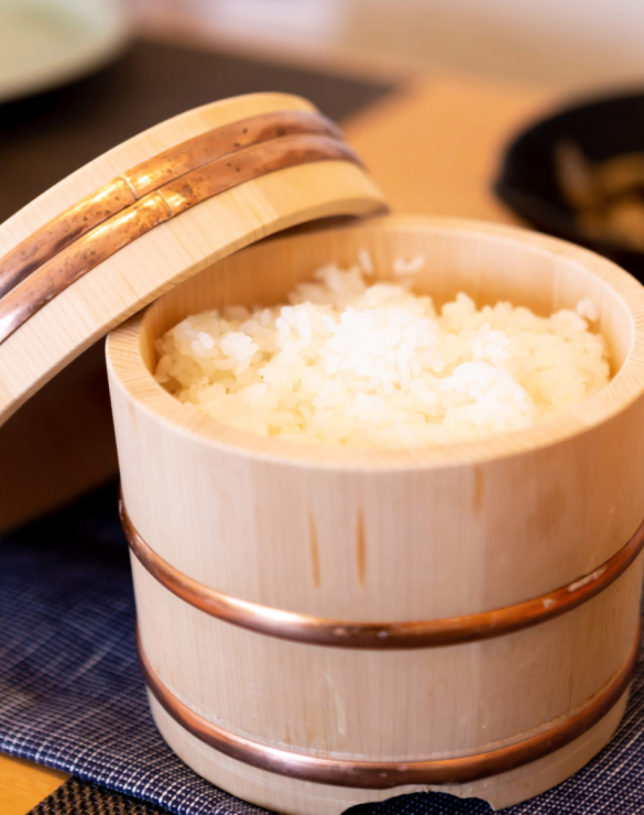 美祢産のお米3kg(参加賞)