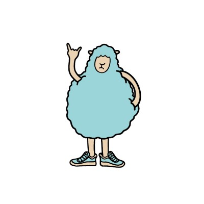 Libra Blue Sheep