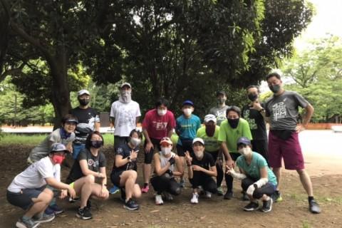 がんばれゆうすけハーフマラソンチャレンジ・1時間30分・1時間35分@代々木公園