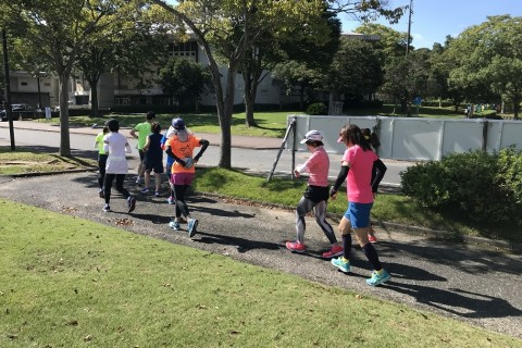 Run in the Park 公園で走ろう!第10回 希望が丘文化公園