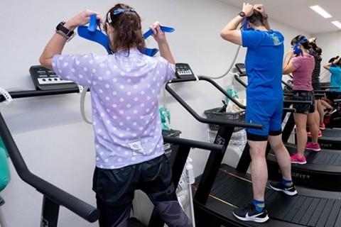 〔10/5〕低酸素(高地)トレーニングで走力アップ* 30分ウォークやゆっくりランでも効果的