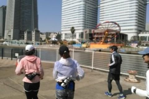 【秋から始める!】フルマラソンチャレンジ横浜土曜クラス 体験会