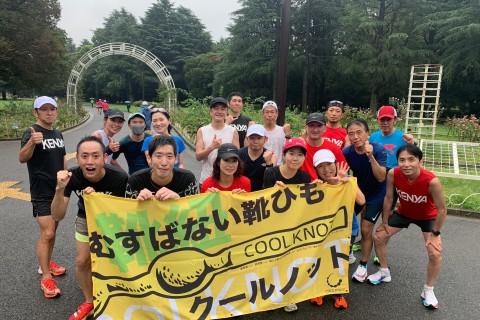【開催中止】10月17日(日)第3回ライノ練30.4K supported by COOLKNOT