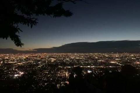 10月2日(土)サタデーナイト・フォレストトレイルセッション~iimori~