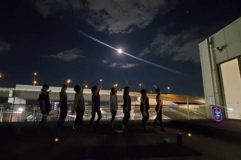 満月ヨガ ~屋上テラス~ ※年内最後の開催です!!