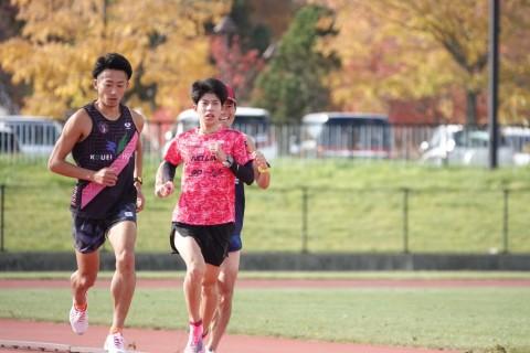 【10.16土曜】西京極ロード・ガチ?本気?3つの内容から選ぶレース想定ラン練習会