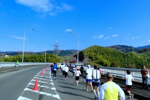 奈良マラソンコース試走練習会
