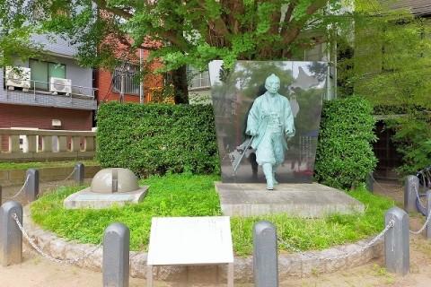 忠敬銅像建立20周年記念ウオーク   10Km