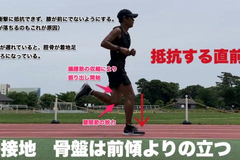 ランニング教室 【シカゴマラソン入賞ランナー直伝】