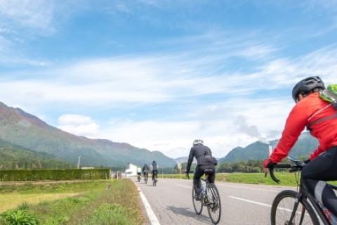 北アルプスサイクリングツアー2021