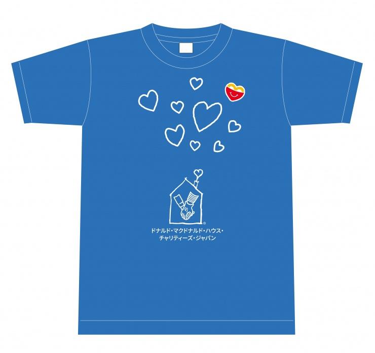 チーム東大阪市オリジナルTシャツ(表)