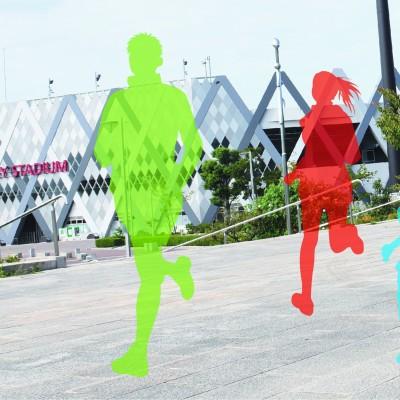 東大阪市民マラソン大会 in Hanazono 2021