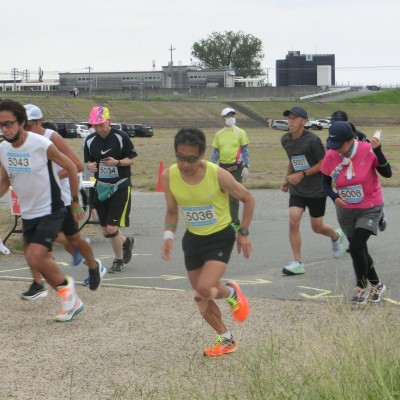 ボランティア募集 第1回リバーサイドマラソン加古川大会