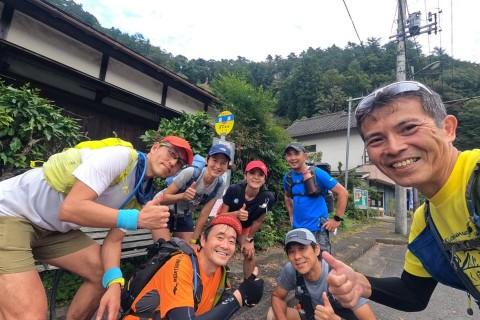 山歩き時々山走り 五日市 to 奥多摩 35k (第1回)