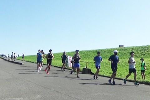 【無料練習会】みんなで走ろう彩湖30km(5:00/kmペース)