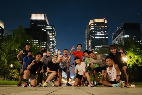 C-Shine@二重橋