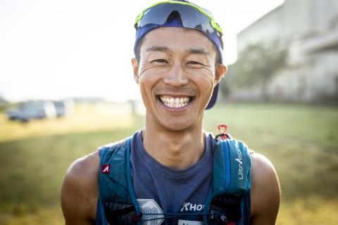 プロトレイルランナー山本健一 アドベンチャートレイルランニングツアーin上野村