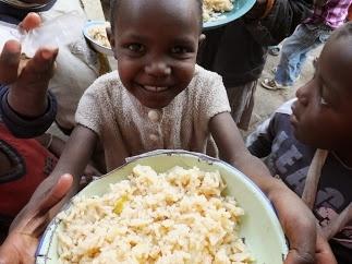 ナイロビスラムの給食プロジェクト