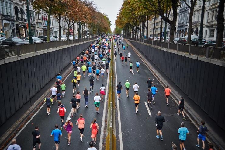 市民ランナーのためのフルマラソン対策講座