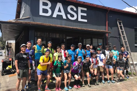 NIKKO BASE Running Series vol.02