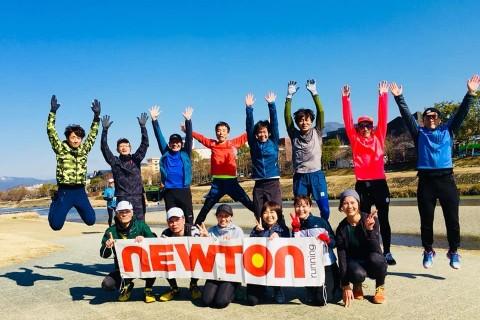 NEWTONランニングセミナー《秋冬にマラソンで成果を出す》vol.01